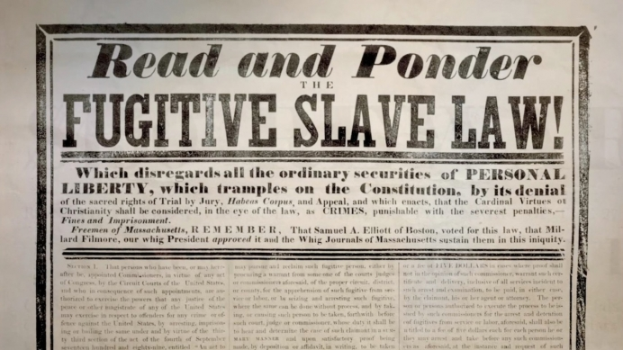 Read and Ponder: Attacks on Pregnancy Centers Parallel Fugitive Slave Acts