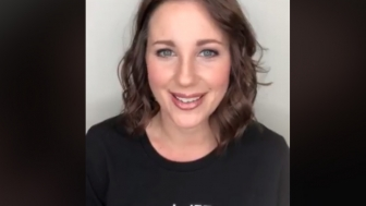 An educator for Pregnancy Decision Health Centers, a network of pregnancy help centers in Columbus, Ohio, Noelle Geno was adopted at the age of 5 months. Today, she is continuing her 19-year-long search for her birth mother with a heartfelt video message, thanking her for the gift of life.