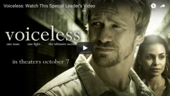 "Save the Storks Offering $300 to Local Centers for ""Voiceless"" Screening"