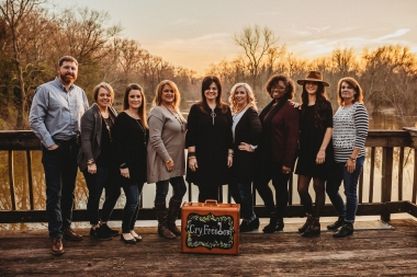 The Eastern North Carolina team that staffs Cry Freedom Missions, an outreach of Wayne Pregnancy Center