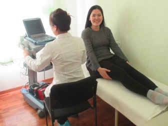 Mongolia's First Pregnancy Center Now Open for Service