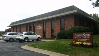 Advice and Aid relocated its Overland Park site across the street from a Planned Parenthood this fall.