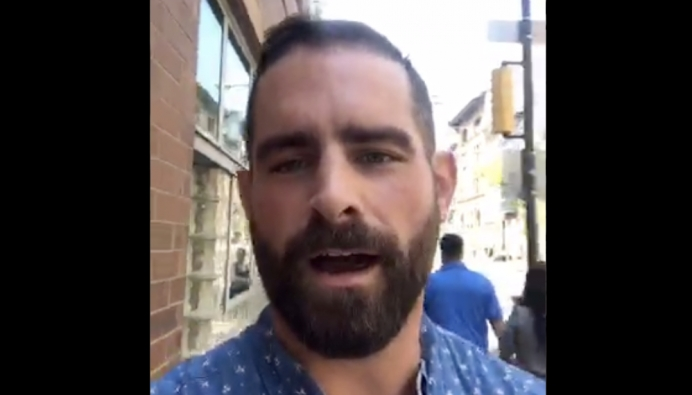 Pennsylvania State Rep. Brian Sims verbally attacked a pro-life Christian woman during a livestream last weekend.
