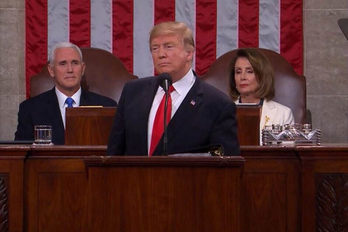 "Trump in SOTU: ""All Children—Born and Unborn—Are Made in the Holy Image of God."""